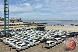 Ekspor kendaraan Toyota tumbuh meski ekonomi dunia melambat