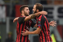 Sempat tertinggal, Milan bangkit tundukkan Olympiakos 3-1