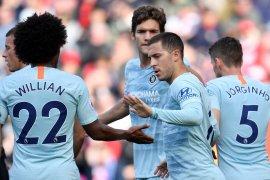 Hazard terus bertekad membela Chelsea