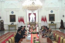 Presiden terima kunjungan Kepala Eksekutif Afghanistan bahas hubungan bilateral