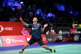 Bulu Tangkis - Jonatan tundukkan pemain Hong Kong di Denmark