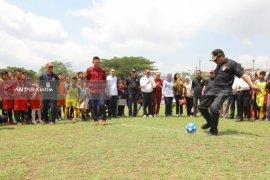 Pemkot Malang Dorong Regenerasi Pemain Sepak Bola