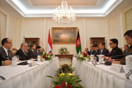 RI-Afghanistan dorong peningkatan kerja sama antarpelaku bisnis