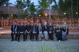 Menteri Pariwisata Resmikan Taman Seribu Penari Gandrung