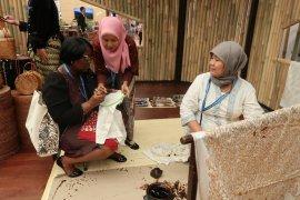 Batik tulis Lasem dilirik pengusaha India