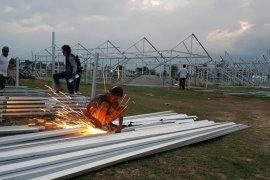 BUMN sediakan 400 hunian sementara korban gempa Sigi