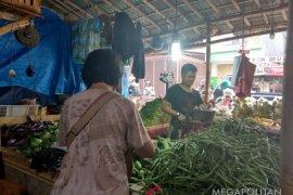 Harga cabai di Sukabumi berangsur turun