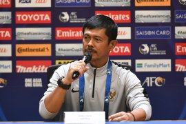 Timnas Indonesia perkuat pertahanan untuk lawan Qatar