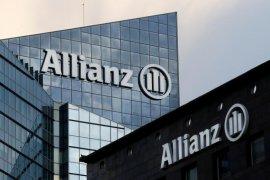 Hanya saham Allianz turun, saat Bursa Jerman ditutup naik