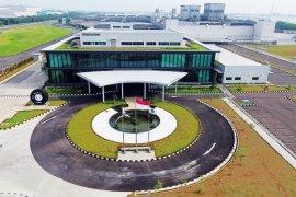 Bridgestone Indonesia punya kantor terintegrasi pabrik yang tahan gempa