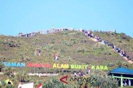Pengunjung TWA Bukit Kaba meningkat drastis