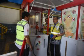 Pertamina pasok premium 1,2 juta liter ke Donggala
