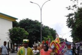 Pemkot Ternate dukung kreativitas seni budaya