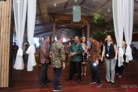 Arief Yahya kagumi arsitektur Paviliun Indonesia