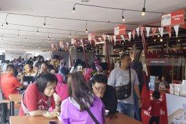 Go-Food Festival Promosikan Kuliner Kota Malang