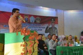 Bobby Nasution berikan kuliah umum di Padangsidimpuan