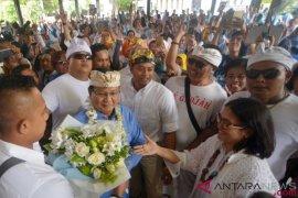 Prabowo bertemu Relawan Emak-Emak Binangkit Bali