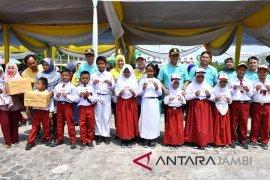 Pemkab Batanghari launching kartu identitas anak