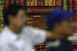 Bursa saham Filipina ditutup turun 1,67 persen