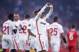 Sevilla masuk rekor kemenangan terbesar Liga Europa