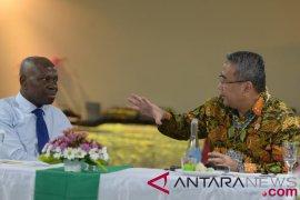 Presiden IFAD puji keberhasilan program dana desa