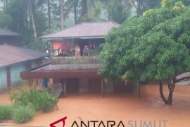 Tiga Kecamatan terkena dampak banjir