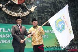 Anies lepas Kafilah MTQ DKI Jakarta