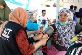 ACT kerahkan 23 tim medis di Sulteng