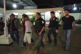 Polisi tangkap pelaku penganiaya wajah warga Joglo