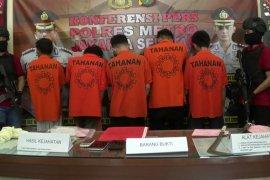 Polisi lumpuhkan pencuri minimarket di Jakarta Selatan