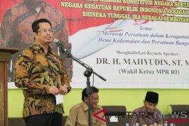Mahyudin ingatkan banyak PR bangsa yang Harus Diselesaikan