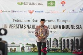 Pembangunan kampus Unusia di Bogor dimulai