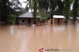 Banjir kembali rendam ratusan rumah di Tapsel