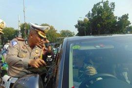 Polisi: penindakan tilang elektronik mulai 1 November