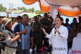 Menko PMK tegaskan komitmen pemerintah mempercepat penyaluran bantuan bencana