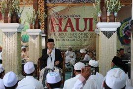 Ma'ruf Amin sambangi sejumlah pesantren di Jawa Timur