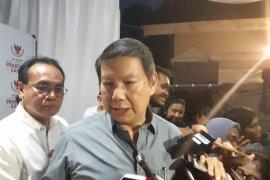 Hashim: Survei internal, selisih suara Jokowi-Prabowo hanya 6-11 persen