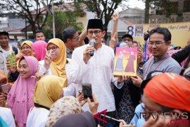 Sandiaga: Lindungi lapangan kerja untuk putra putri Bangsa Indonesia