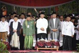 Menteri Wiranto : Santri dan ulama diperlukan Bangsa Indonesia