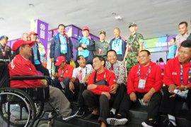Menpora beri semangat para pecatur Indonesia