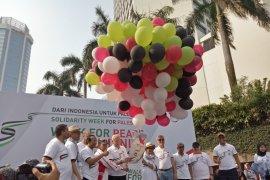 Menlu: Indonesia di garda depan untuk Palestina