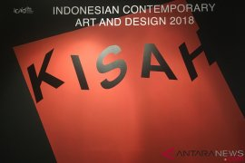 50 seniman bergabung di Indonesian Contemporary Art