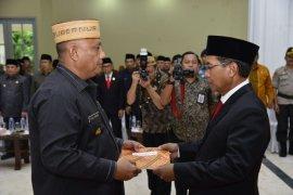 Keunggulan Sekda Darda Daraba Dimata Gubernur Gorontalo