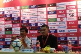 Indra Sjafri: Timnas U-19 masih banyak kekurangan
