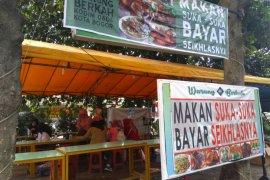 Kodim 0606/Kota Bogor dirikan warung berkah