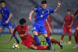 Indonesia U-19 lawan Taiwan U-19