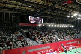 Indonesia pastikan dua medali tambahan dari cabang bulu tangkis