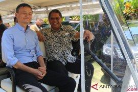 Rudiantara-Jack Ma bahas peningkatan ekspor Indonesia ke China
