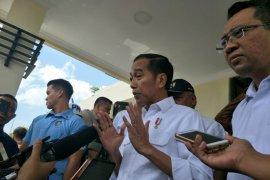 Presiden: Tidak ada toleransi, Kapolri harus kejar pelaku teror terhadap dua pimpinan KPK