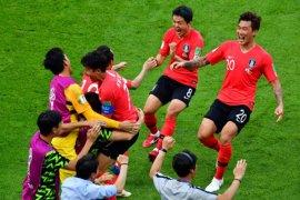 Jung Woo-young beri kemenangan Korsel 2-1 atas Uruguay